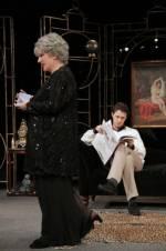 Вистава «Прощальне танго» у Театрі російської драми ім. Л.Українки