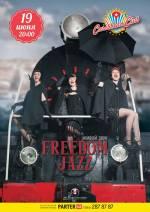 Концерт герлз-бенда Freedom-jazz
