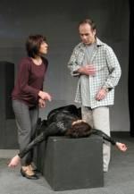 Вистава «Жінка минулих часів» у Театрі драми імені Л.Українки