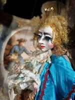 Вистава Київського академічного театру ляльок «Попелюшка»