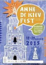 Перший Міжнародний художньо-історичний фестиваль мистецтв «Анна-Фест»