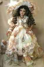 В Музеї літератури показують різномаїття європейських ляльок