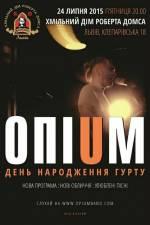 """Концерт гурту """"Опium"""""""