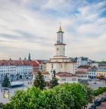 Подорож до міст Західної України