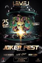 У Львові - PREparty Joker Festy