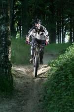 Велосипедні щотижневі змагання на Трухановому острові від Київського велотреку