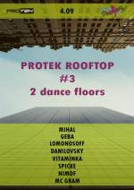 Вечірка Protek rooftop #3