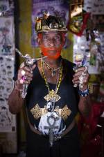 Концерт виконавця реггі Lee Scratch Perry