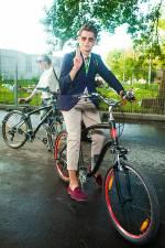 "Велотиждень в Києві: акція ""Велосипедом на роботу""  та ""День без авто"""