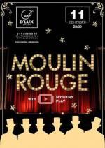Презентація нової масштабної гри Mystery Play із зануренням у кіносюжет Moulin Rouge