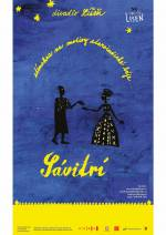 Вистава тіней чеського театру про любов і силу