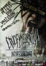 Crucify Me Gently знову дадуть гарячий концерт у нашому місті!