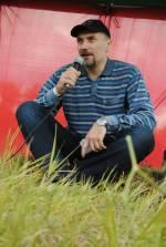 Зустріч з письменником та перекладачем Антоном Санченком