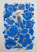 Національний музей народного декоративного мистецтва: виставка петриківського розпису