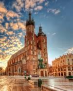 За  новогодними  и рождественскими подарками в Краков  (Польша)