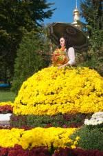 """Виставка хризантем та Фестиваль """"Французька осінь"""" на Співочому полі"""