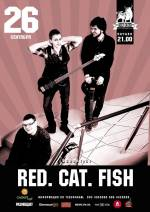 Сольний концерт рок-гурту «Red.Cat.Fish.»