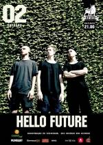 Концертний тур гурту HELLO.FUTURE