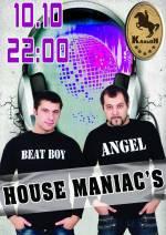 """House Maniac's"" в Житомирі!"