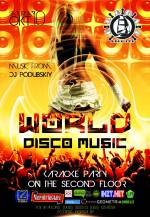 WORLD DISCO MUSIC