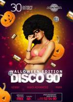 "Вечірка ""Halloween Edition Disco 90`"""