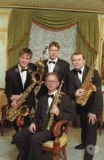 Концерт «Вінницького квартету саксофоністів»