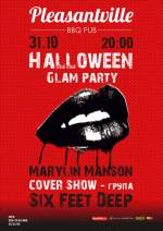 Halloween Glam Party