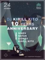 Kirill Kito 10 years anniversary