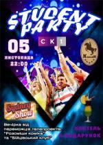 """STUDENT'S PARTY в нічному клубі """"КАНЬЙОН"""""""