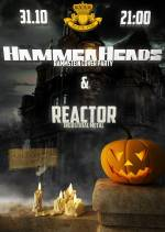 HammerHeadS Rammstein Cover Party & Reactor Industrial Metal
