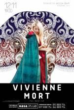 Vivienne Mort з концертом у Вінниці