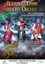 "Budapest Gypsy Symphony Orchestra в Палаці ""Україна"""
