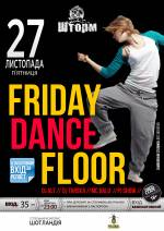 Friday dance floor