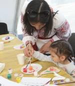 V Свято Новорічної Іграшки: майстер-класи та презентації для дітей та дорослих