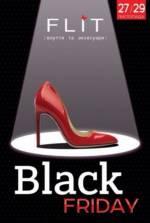 BLACK FRIDAY у магазинах одежды и сумок FLIT