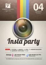 Insta party у Feride plaza