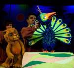 Пригодницька вистава для дітей «Таємничий гіпопотам»