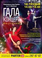 Гала-концерт театру «Молодий балет Києва» в Національній опері України