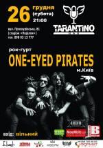 """Концерт """"One eyed pirates"""""""