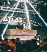 Клуб Atlas: новорічна вечірка Monkey Business