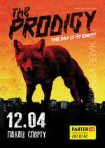Концерт гурту The Prodigy у Палаці Спорту