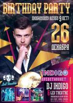 Birthday Party в INDIGO night club