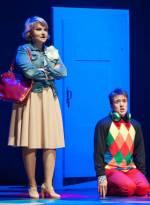 """Вистава-мюзикл """"Мама сказала """"Ні"""" в Національному академічному театрі ім. І.Франка"""