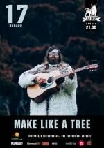 """Гурт """"MAKE LIKE A TREE"""" з концертом у Вінниці"""