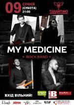 """Незабутній концерт гурту """"Medicine"""""""