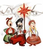 """Різдво у парку """"Феофанія"""""""