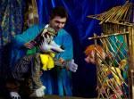 Дитяча вистава «Вовк та троє поросят»