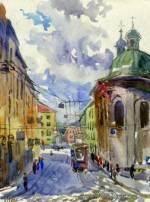 Поїздка до романтичного Львова 