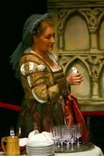 """Вистава """"Осінь у Вероні, або правдива історія Ромео і Джульєтти"""""""