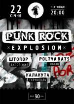 Концерт Punk-Rock Explosion